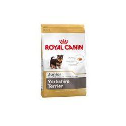 mini yorkshire junior 2x7,5kg mega-pak, marki Royal canin
