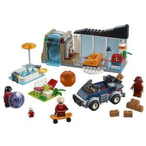 10761 WIELKA UCIECZKA Z DOMU (The Great Home Escape) - KLOCKI LEGO JUNIORS INIEMAMOCNI - BEZPŁATNY ODBIÓR: WROCŁAW!