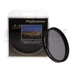 Filtr polaryzacyjny 62 mm low circular p.l. wyprodukowany przez Fujiyama - marumi
