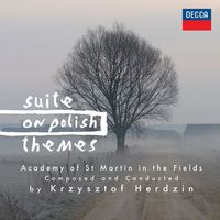 Suite On Polish Themes (CD) - Krzysztof Herdzin, Academy of St Martin in the Fields