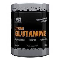 Fitness authority  xtreme glutamine - 500g (5907657148220)