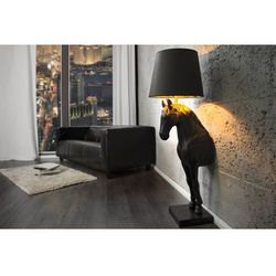 Lampa podłogowa black horse marki Interior