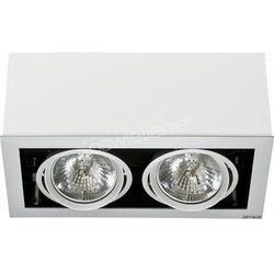 Box white ii wyprodukowany przez Nowodvorski lighting (technolux)