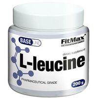 base l-leucine - 200g marki Fitmax