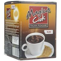 Czekolada na gorąco Magica Ciok o smaku Rumu 10x25g