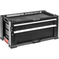Szafka narzędziowa 2 szuflady 289x262x562mm NEO
