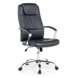 Krzesło czarne - biurowe - obrotowe - komputerowe - WINNER (7081453512701)