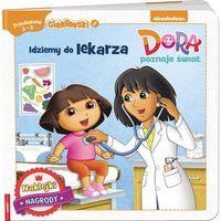 Dora poznaje świat Idziemy do lekarza - Jeśli zamówisz do 14:00, wyślemy tego samego dnia. Darmowa dostawa