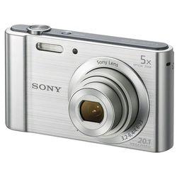 Sony Cyber-Shot DSC-W800 [przekątna ekranu: 3.0