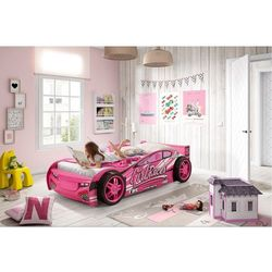 Łóżko dla dziecka Girls Racer