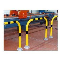 Barierka przemysłowa żółto-czarna - podstawowa ()