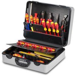 Walizka narzędziowa Parat CARGO Power & Style 1099000909, (SxWxG) 500 x 420 x 200 mm, kolor aluminium (4006793037991)