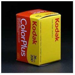 Kodak Plus 200/36 negatyw kolorowy typ 135 - produkt z kategorii- Filmy i klisze