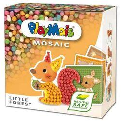 PlayMais Mozaika - Małe zwierzęta leśne (maskotka interaktywna)