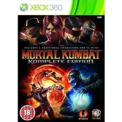 Mortal Kombat Komplete (gra przeznaczona na Xbox'a)