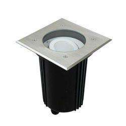 Mix szer. 15cm. regulowana gu10 ip67 lampa najazdowa dogruntowa 6725 d marki Su-ma