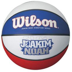 Piłka do koszykówki  joakim noah tricolor wtp000216, marki Wilson