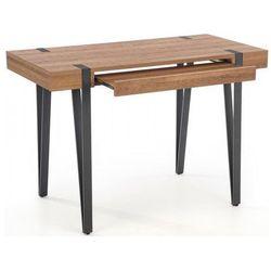 Loftowe biurko Gaga - orzech miodowy