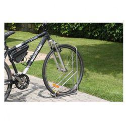 Stojak na jeden rower, mocowanie do podłoża