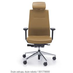 Fotel gabinetowy one 12sl marki Profim