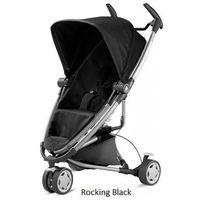 Wózek spacerowy  zapp xtra 2 - rocking black marki Quinny