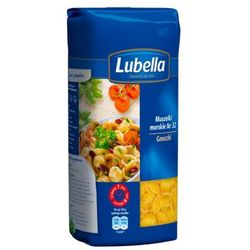 Lubella  400g makaron muszelki morskie gnocchi