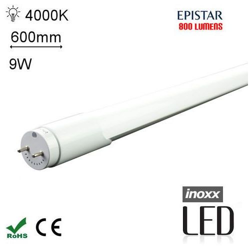 INOXX 60T8K4000 FS MI Świetlówka LED neutralna 600mm G13 o mocy 9W 800 lumenów 4000K - produkt z kategorii- świetlówki