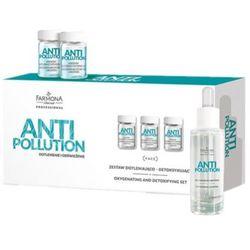 Farmona ANTI POLLUTION Zestaw dotleniająco-detoksykujący