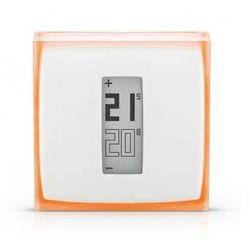 NETATMO THERMOSTAT - inteligentny termostat sterowany przez smartfony, tablety i komputery | Zapłać po 30 dniach | Gwarancja 2-lata