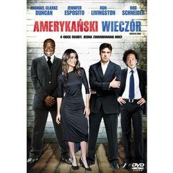 Amerykański wieczór (DVD) - Craig Sheffer