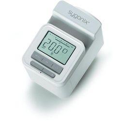 Sygonix Głowica termostatyczna, programowalna / termostat grzejnikowy  hx.1, 38912x, biała