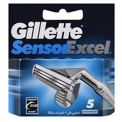 Gillette  sensor excel zapasowe ostrza dla mężczyzn, kategoria: wkłady do maszynek