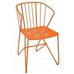 Krzesło ogrodowe do restauracji Fermob Flower, kup u jednego z partnerów