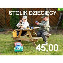 Stolik dziecięcy do ogrodu - wysyłka gratis !, towar z kategorii: Krzesła i stoliki