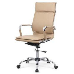 Nestor fotel gabinetowy beżowy marki Style furniture