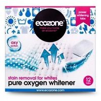 Ecozone Odplamiacz Do Białego Pure Oxygen, 12 tabletek (ECZ07359) Darmowy odbiór w 21 miastach!, ECZ07359