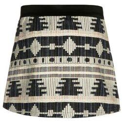 Little Pieces LPROSALIE Spódnica trapezowa black iris - produkt z kategorii- Spódniczki