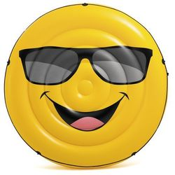 Intex ® materac dmuchany cool guy smiley