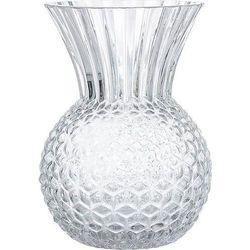 Wazon bloomingville 17 cm przezroczysty szklany (5711173185771)