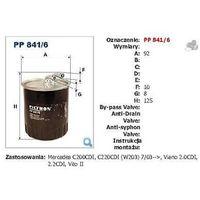 Filtr paliwa pp 841/6 wyprodukowany przez Filtron