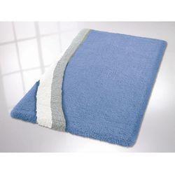 Dywanik łazienkowy Kleine Wolke Baila Blue - produkt z kategorii- Dywaniki łazienkowe