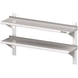 Półka wisząca, przestawna, podwójna, 1200x300x660 mm   , 610020 marki Stalgast