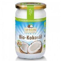 Dr goerg Olej kokosowy tłoczony na zimno bio 1000ml -