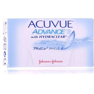 Johnson&johnson Acuvue advance, 6 szt.