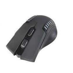 ART Mysz bezprzewodowo-optyczna USB UM-195 duża 6 przycisków, czarna