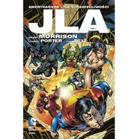 JLA. Amerykańska Liga Sprawiedliwości #01 (2016)