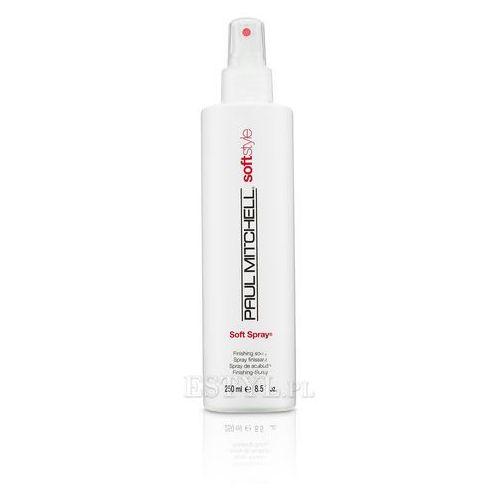 Paul Mitchell Soft Spray - spray elastycznie utrwalający 250ml - z kategorii- pozostałe kosmetyki do włosów