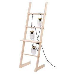 Lampa podłogowa Nowodvorski Ladder 9722 3x10W E27 beżowy (5903139972291)