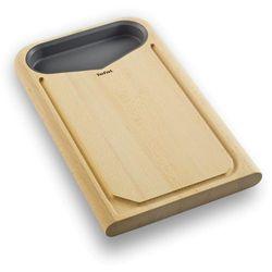 Tefal drewniana deska do krojenia comfort