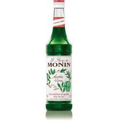 Syrop GREEN MINT MONIN 0,7 L - zielona mięta (napój)